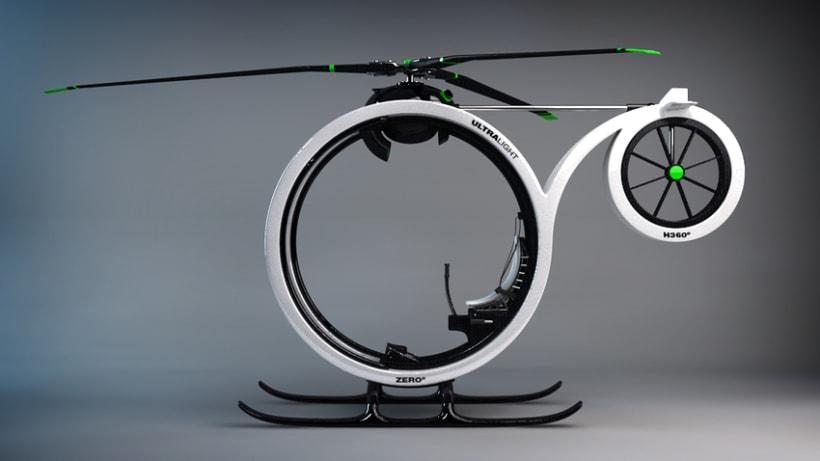 Zero Helicopter 4