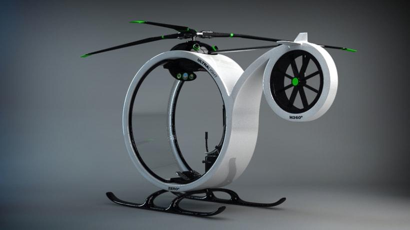 Zero Helicopter 5
