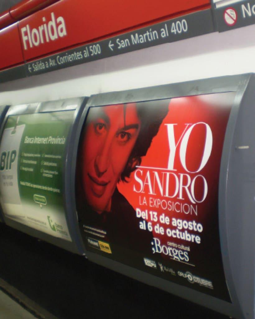 Yo Sandro :: La Exposición 13