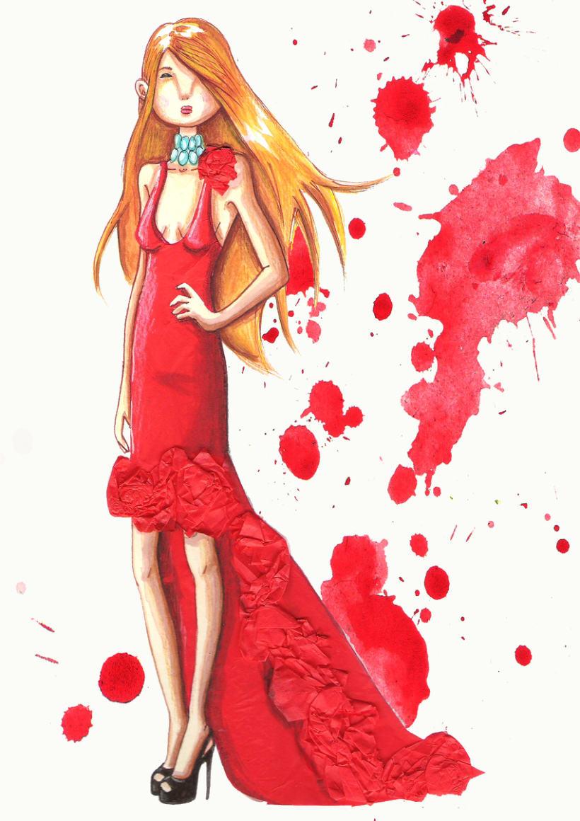 ilustracion de Moda 4