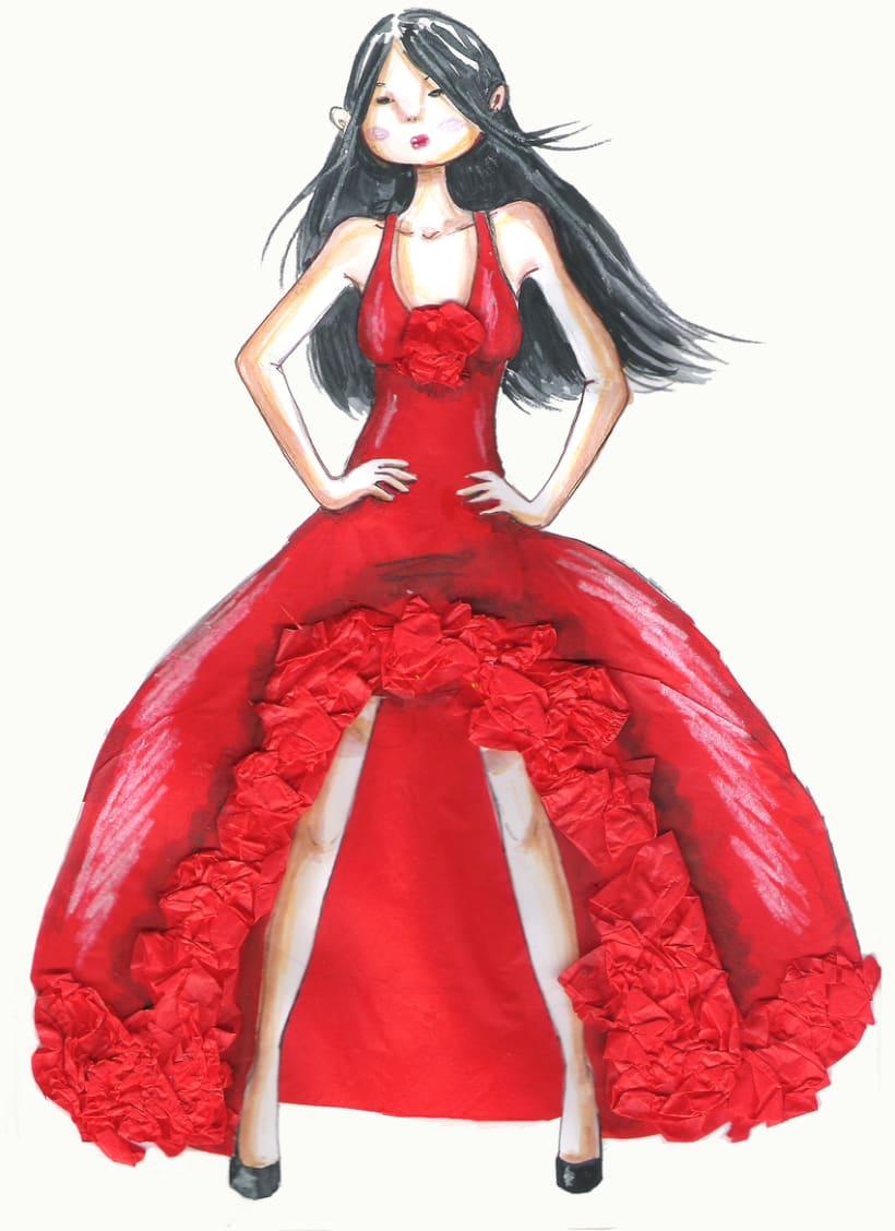 ilustracion de Moda 5