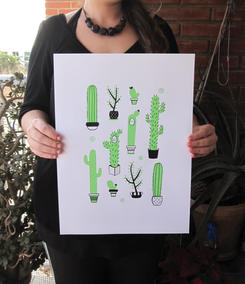 """""""Cactus"""" 3"""
