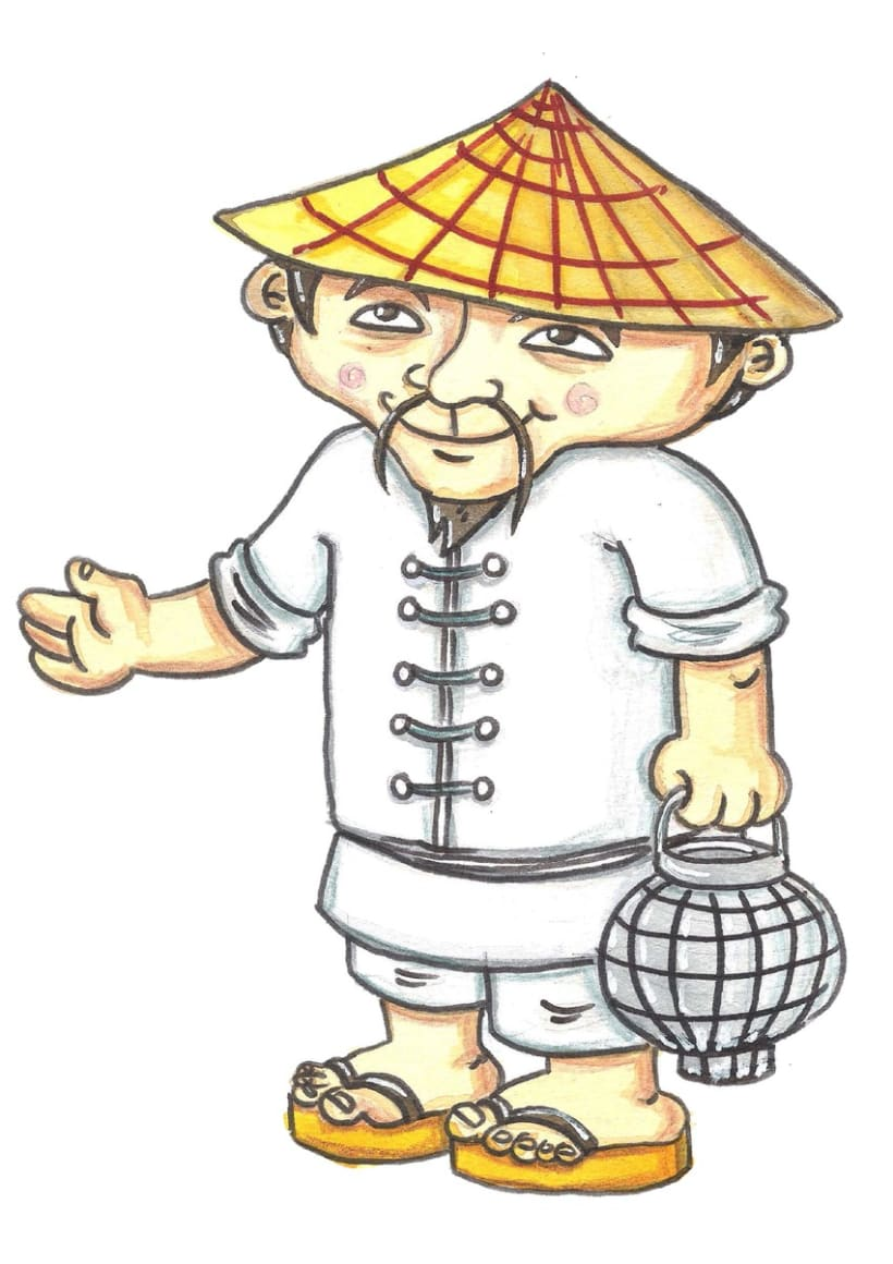 Cuentos Chinos 3