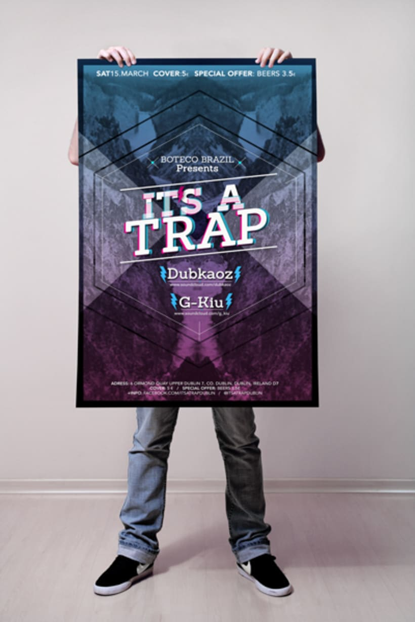 Imagen It's a Trap 0