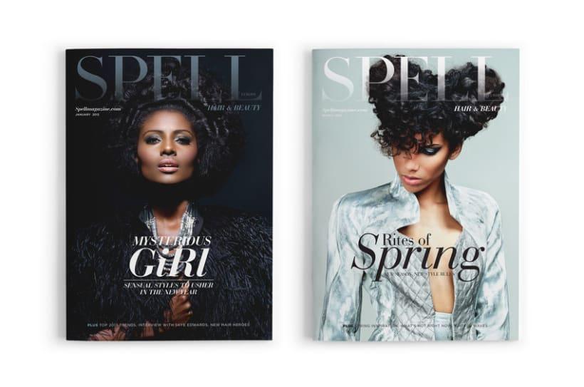 Spell Magazine 1