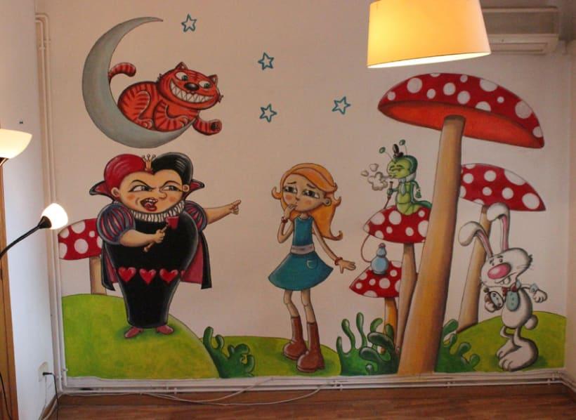 Pintura mural 0