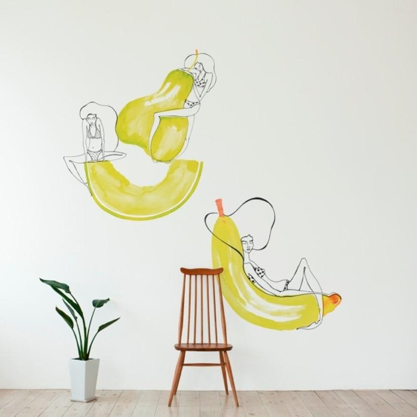 Mural Wallpaper & Vinyls for The Wallery 0
