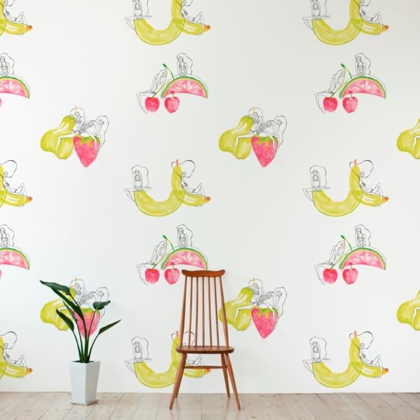 Mural Wallpaper & Vinyls for The Wallery 3