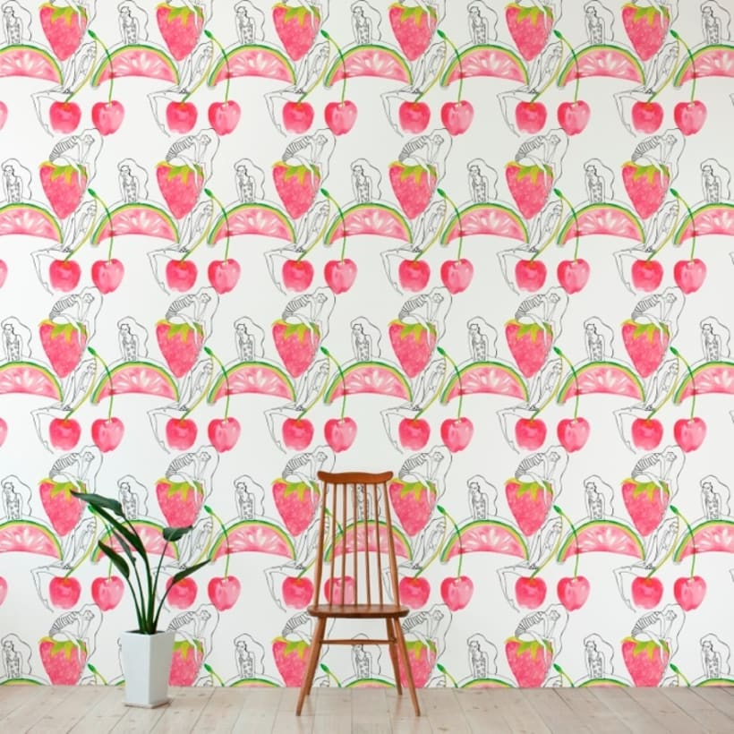 Mural Wallpaper & Vinyls for The Wallery 4