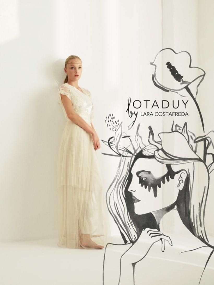 Fashion campaign for Otaduy  -1