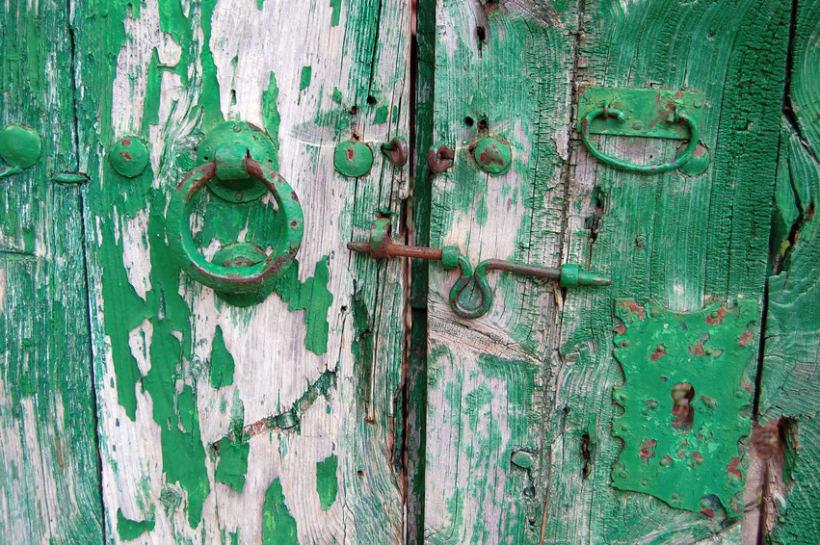 Fotografía - Colección puertas 0