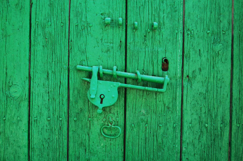 Fotografía - Colección puertas 4