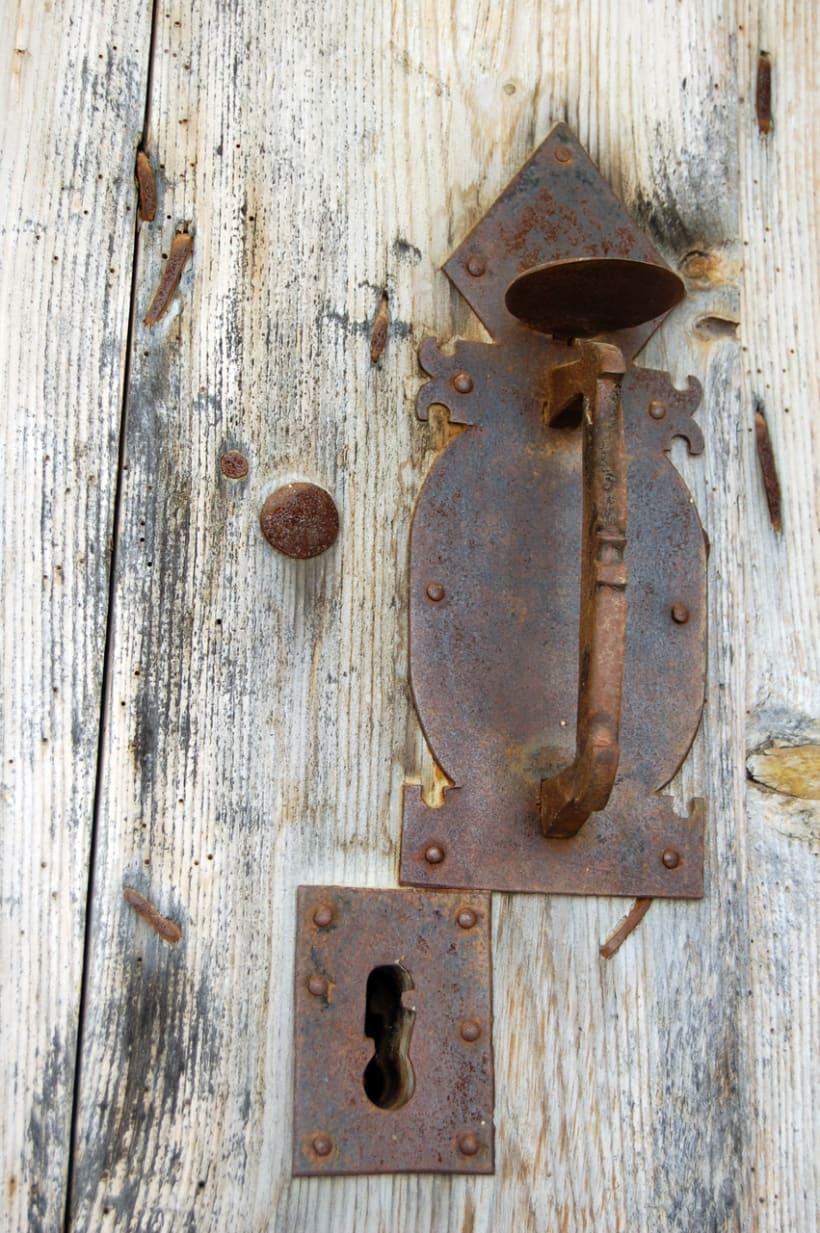 Fotografía - Colección puertas 12