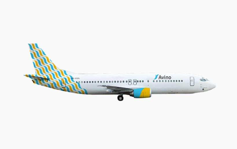 Identidad corporativa de una aerolínea 1