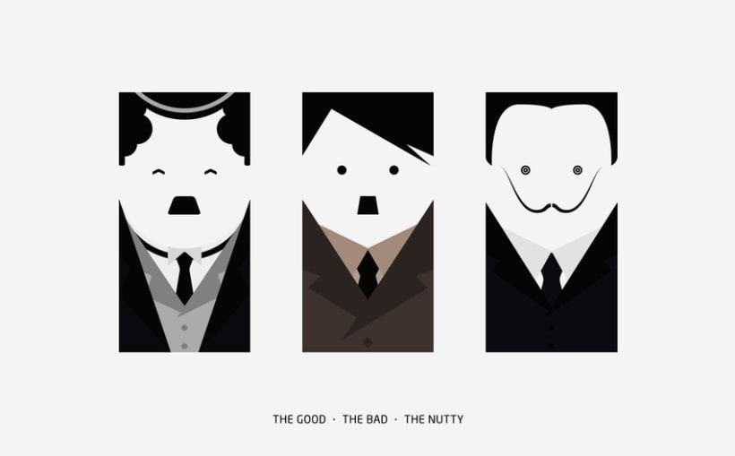 THE GOOD · THE BAD · THE NUTTY 1