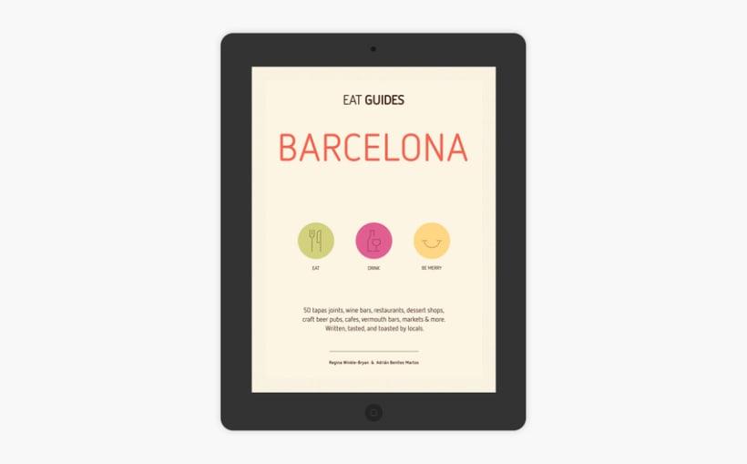Eat Guides Barcelona 4