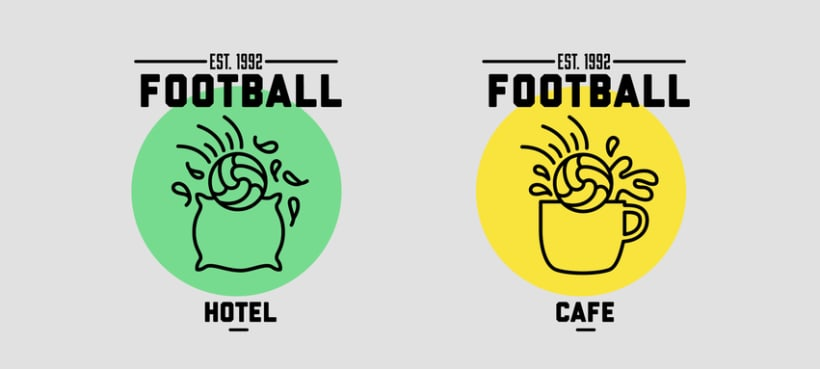 Football Cafe&Hotel 0