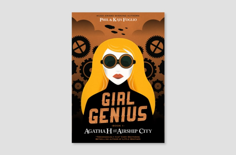 Girl Genius 0