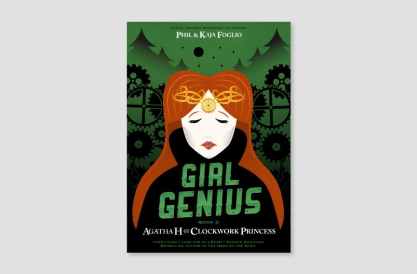 Girl Genius 1