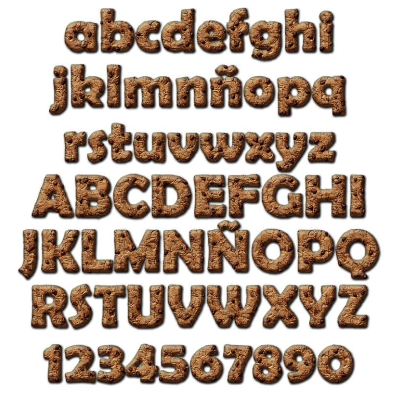 Dulces letras (II) 0