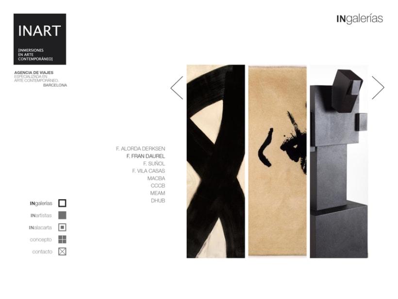 INART web 3