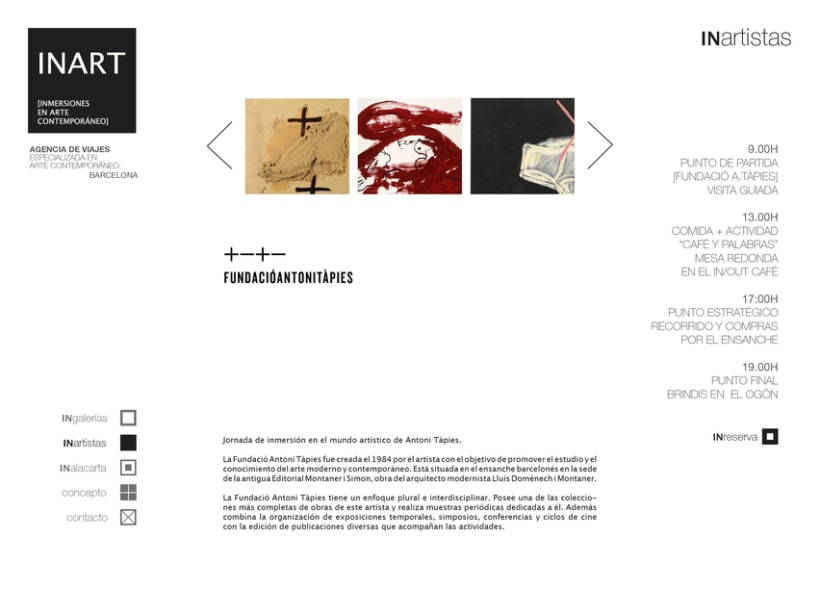 INART web 8