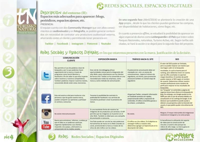 Turismo Natural: Estrategia en Redes Sociales (Mittere soluciones) 4