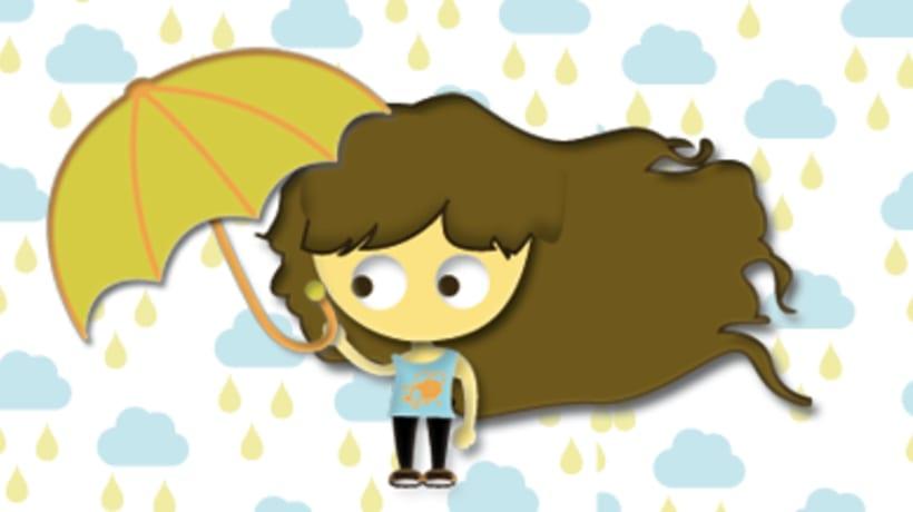 Identidad corporativa Días de lluvia 1