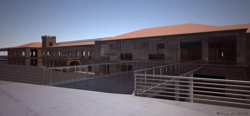 Estación Intermodal Santiago Compostela (proyecto de Guillermo Lorenzo) 4