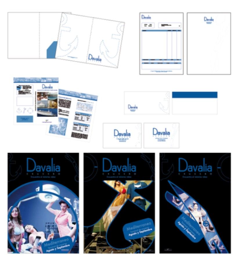 Identidad corporativa Davalia -1