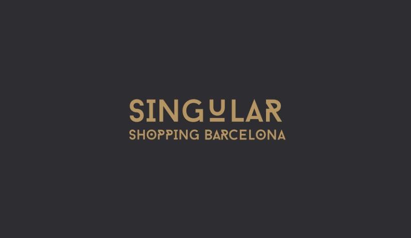 Singular Shopping Barcelona 0