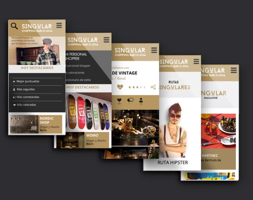 Singular Shopping Barcelona 4