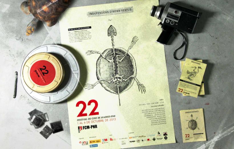 Festival de Cine de Madrid - PNR 2