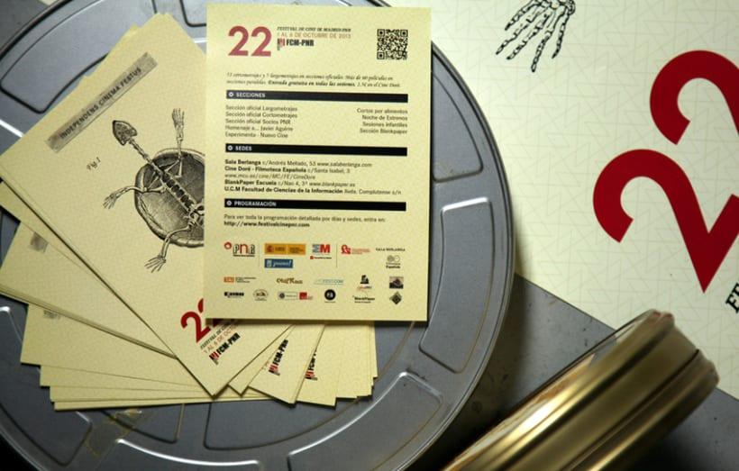 Festival de Cine de Madrid - PNR 6