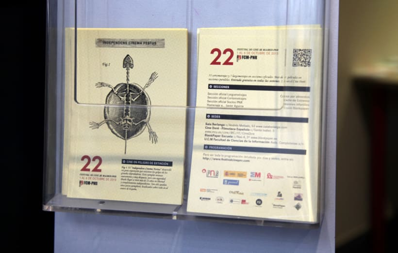 Festival de Cine de Madrid - PNR 12