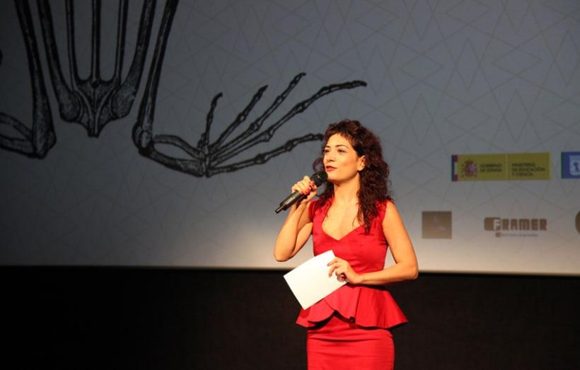 Festival de Cine de Madrid - PNR 14