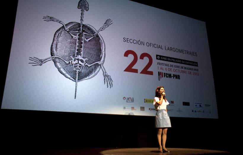 Festival de Cine de Madrid - PNR 15