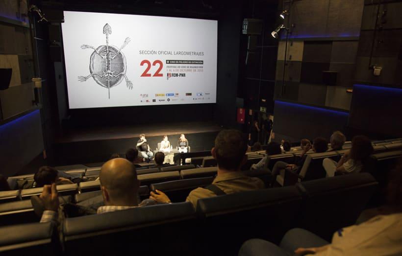 Festival de Cine de Madrid - PNR 16