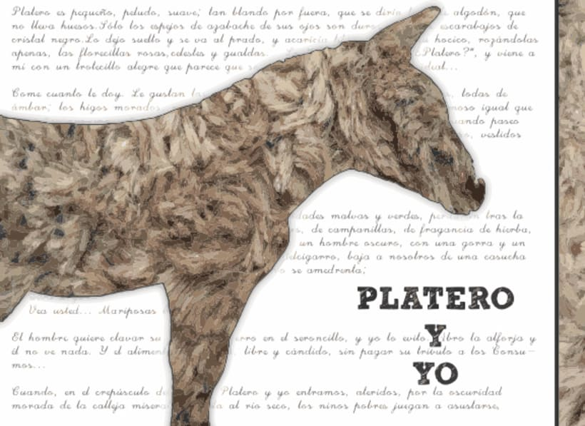 Centenario Platero y Yo 0