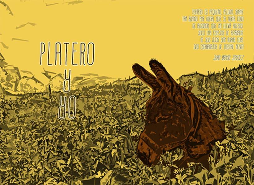 Centenario Platero y Yo 1
