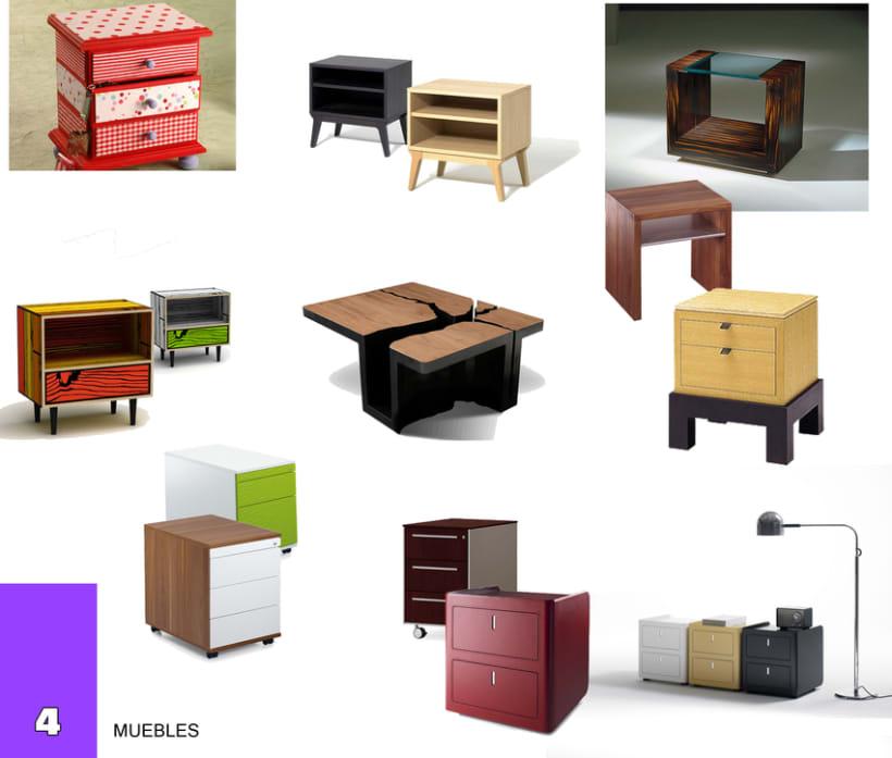 Dossier mueble contemporáneo 42