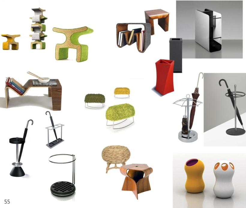 Dossier mueble contemporáneo 54