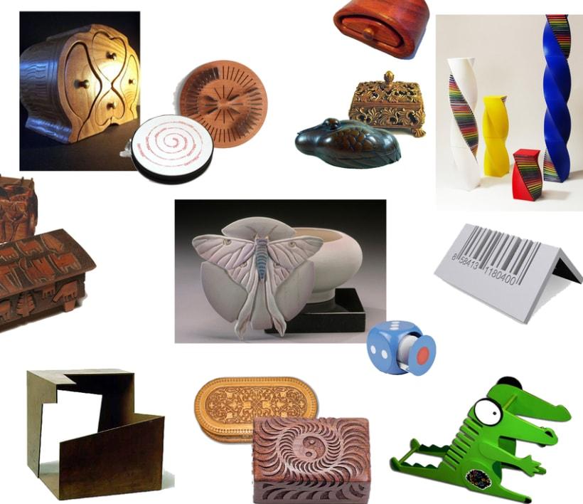 Dossier mueble contemporáneo 83