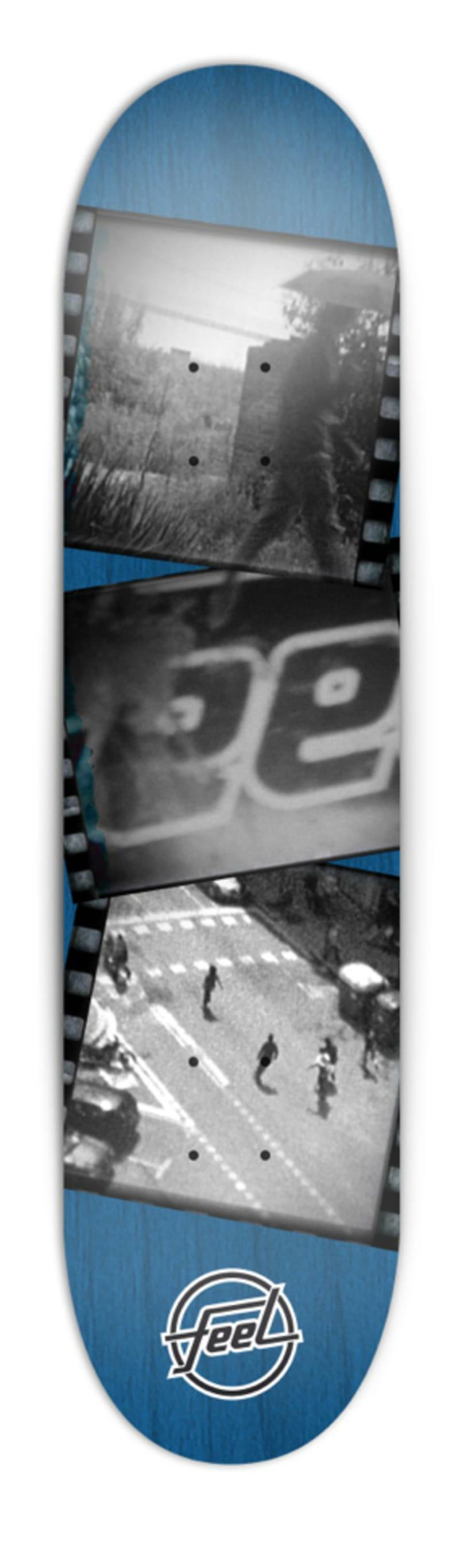 Feel Skateboards Decks 3