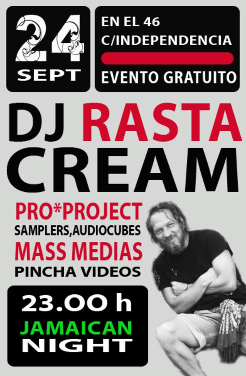 DJ RastaCream 0