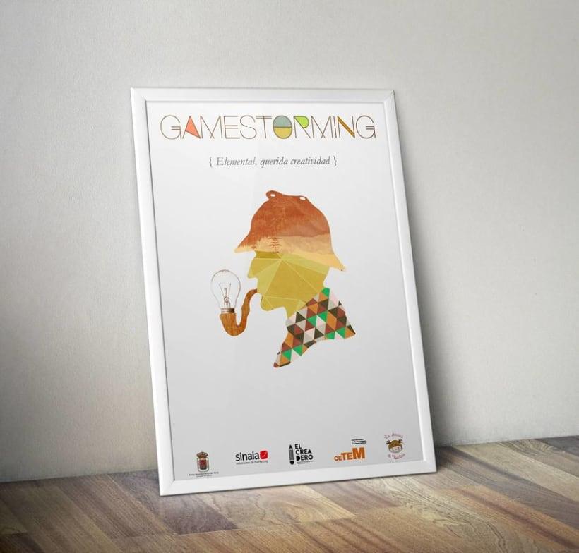 Gamestorming Poster 0