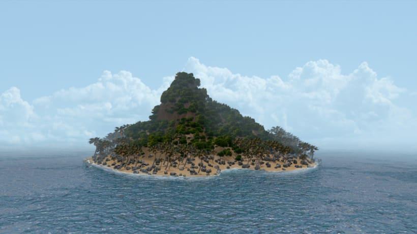 Island 0