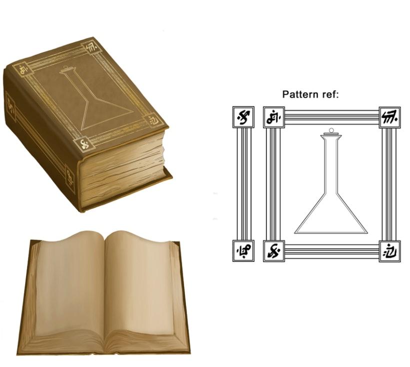 Algunos de los diseños de Props 2