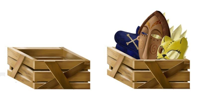 Algunos de los diseños de Props 5