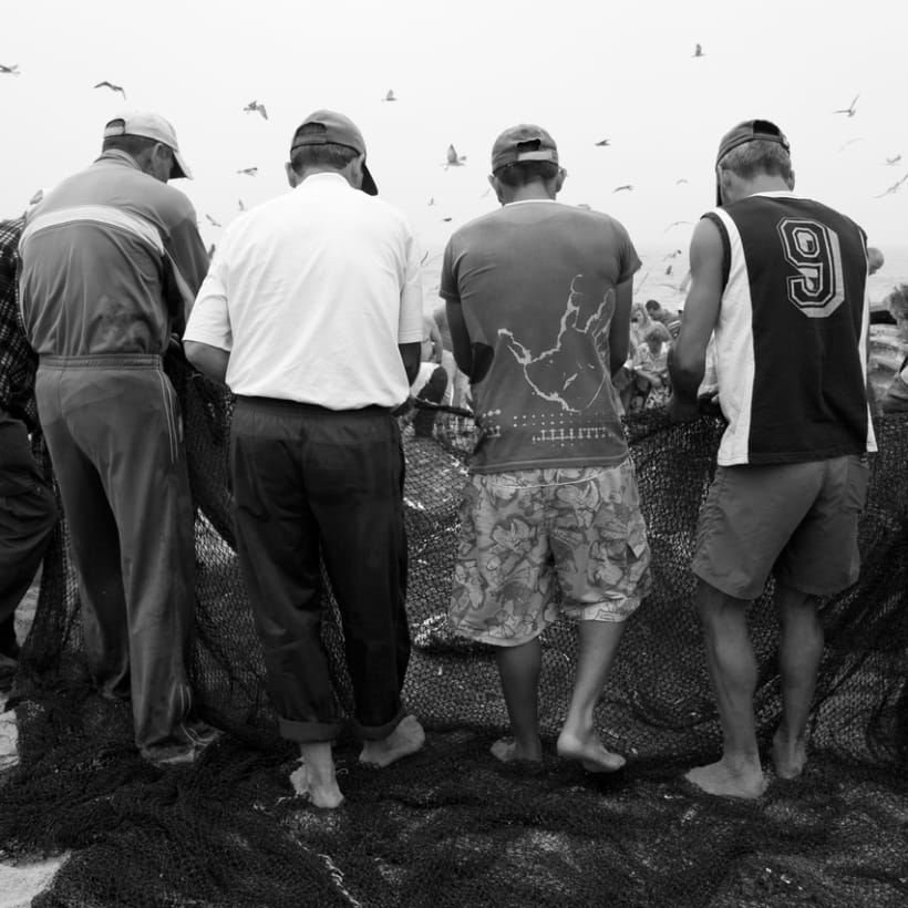 Pescadores - Espinho, Portugal 1